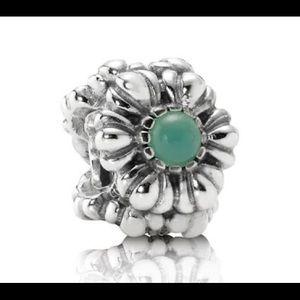 Pandora may birthstone charm